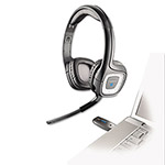 Plantronics .Audio 955 USB Wireless Stereo Headset w/Noise Canceling Mic