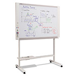 Plus Corporation of America N-314 Series Electronic Copyboard, 58 3/10w x 39 2/5h, White/Beige