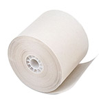 "PM Company Bulk Recycled Plain Paper Calculator Roll, 2 1/4"" x 150 Ft., 100 Rolls per Carton"
