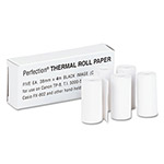 "PM Company Thermal Calculator Paper Rolls, 1 1/2"" x 14 Ft."