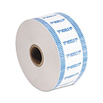 PM Company Automatic Coin Flat Wrapper Roll for 40 Nickels, Blue, 1900 Wrappers/Roll