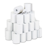 "PM Company Bulk Recycled Cash Register Paper Rolls, 3 1/4"" Wide x 150 Ft., 50 Rolls/Carton"