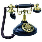 Paramount Collections Viscount 1920 Reproduction Novelty Phone