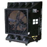 "Port-A-Cool 36"" 3 Speed 1/ HP Belt Drive Evaporative Cooling Unit"