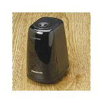 Panasonic Vertical Electric Pencil Sharpener, Black