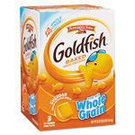 Pepperidge Farm® Goldfish Crackers, Baked Cheddar, 19 oz Resealable Bag, 4 Bag/Box