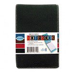 Paris Business Forms Reveal Notebook, 3 x 5, Black/Gray