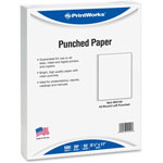 Printworks™ Professional Office Paper, Coil 43-Hole Punched, 8 1/2 x 11, 20-lb, 500/Ream