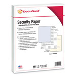 Paris Business Forms DocuGard 2-Part Carbonless Security Paper, 32lbs, 8 1/2 x 11