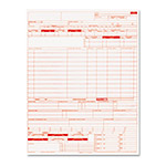 Paris Business Forms Hospital Insurance Forms, 8 1/2 x 11, 2500 Forms