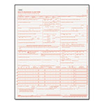 Paris Business Forms CMS Forms, 8 1/2 x 11, 500/Ream