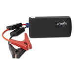 Weego Jump Starter Battery Pack+, 12000 mAh, Black