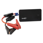 Weego Jump Starter Battery Pack+, 6000 mAh, Black