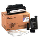 Printronix L1024/L1524 Developer Kit: Developer Unit/Starter Tonr/Ozone Filtr/Cleaning Kt