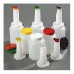 Carlisle Foodservice Products Bar Service Container Assortment, 1/2 GAL