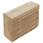 Paper Source Converting Soft Touch Premium Multifold Towels, 1-Ply, Natural, 9-1/2 x 9-1/8
