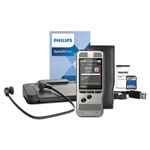 Philips Pocket Memo Dictation/Transcription Kit, Foot Control