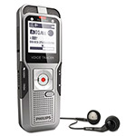 Philips Digital Voice Tracer 3400 Recorder, 4 GB Memory