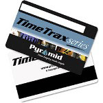 Pyramid Time Clock Badges for Software Based Time & Attendance Terminal, Numbered 51-100