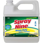 Spray Nine® Multipurpose Cleaner/Disinfectant, 128oz., 4/CT, Refill