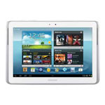 Samsung Galaxy Note 10.1 WiFi - Tablet - Android 4.0 - 16 GB - 10.1""