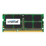 Crucial Memory - 2 GB - SO DIMM 204-pin - DDR3