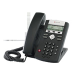 Polycom SoindPoint IP 321 with Power Supply