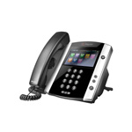Polycom VVX 600 16-Line Phone with Power Supply