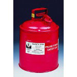 Protecto 1 Gallon Red Metal Gas Can