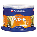 Verbatim DVD-R X 50 - 4.7 GB - Storage Media