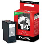Lexmark Cartridge No. 14 - Print Cartridge