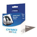 Dymo File - Barcode Labels