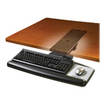 3M Adjustable Keyboard Tray AKT91LE - Keyboard/mouse Arm Mount Tray