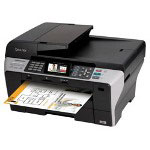 Brother MFC6490CW Color Multifunction Laser Printer with Networking