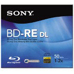 Sony BNE50RH - BD-RE DL - 50 GB - Storage Media