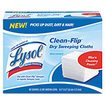 Lysol Clean-Flip Dry Cleaning Cloths, Pack of 32