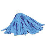 Quickie Self Wringing Mop Head Refill, Blue