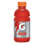 Gatorade G-Series Perform 02 Thirst Quencher, Fruit Punch, 12 oz Bottle