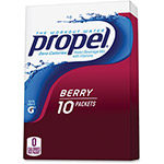 Propel Flavored Water Powder Packs, 12BX/CT, Berry
