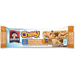 Quaker Foods Chewy Granola Bar, Peanut Butter Chocolate Chip, 96/CT, Blue