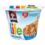 Quaker Foods Life Original Multigrain Cereal, 2.29oz., 12/CT, Multi