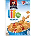 Quaker Foods Life Original Multigrain Cereal, 1.09oz., 70/CT, Multi