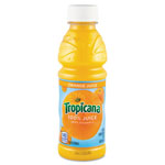 Tropicana® 100% Juice, Orange, 10oz Plastic Bottle, 24/Carton