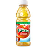 Quaker Foods Apple Juice, Tropicana, 10oz, 24/CT, Glow Yellow