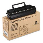 QMS 1710433001 Toner, 3000 Page-Yield, Black