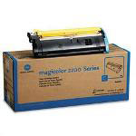 Minolta Toner Cartridge for Magicolor 2200, Cyan