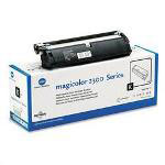 Minolta High Yield Toner Cartridge for Magicolor 2300, Black