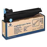 QMS Waste Toner Box for Magicolor 5400 Series, 32,000 Page-Yield