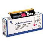 Okidata Toner Cartridge for Konica Minolta Magicolor 2400, 2430, Magenta