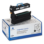 QMS 1710602005 High-Yield Toner, 12000 Page-Yield, Black